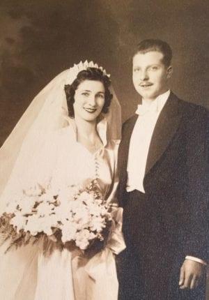 Janet & Milton Wedding
