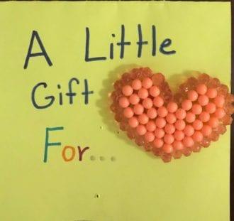 Julie's gift of kindness